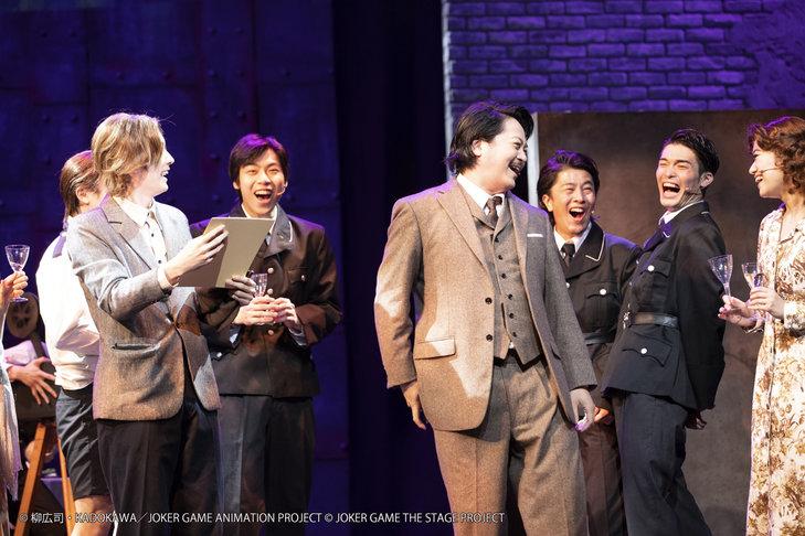 舞台『ジョーカー・ゲームII』舞台写真_6