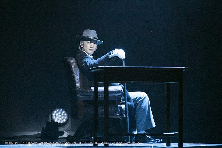 舞台『ジョーカー・ゲームII』舞台写真_7