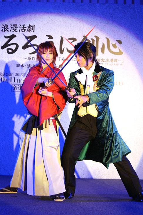 浪漫活劇『るろうに剣心』02