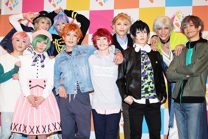 MANKAI STAGE『A3!』~SPRING & SUMMER 2018~舞台写真_2