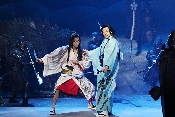 劇団☆新感線『髑髏城の七人』 Season花、7月14日WOWOWにて放送