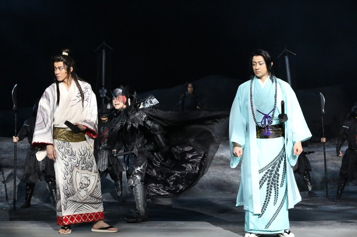 劇団☆新感線『髑髏城の七人』 Season花03