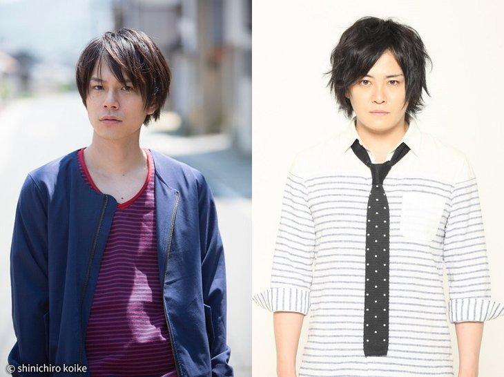 『ハンサム落語 第十幕』に向け平野良&宮下雄也がシリーズを振り返るイベントを開催