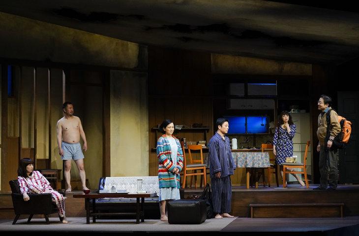 ナイロン100℃結成25周年記念公演第二弾『睾丸』舞台写真_2