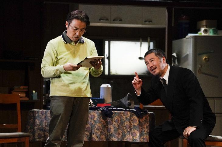 ナイロン100℃結成25周年記念公演第二弾『睾丸』舞台写真_5