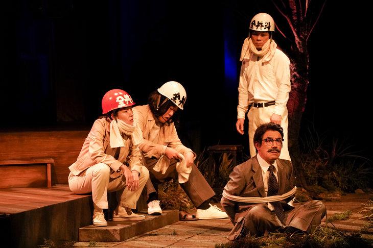 ナイロン100℃結成25周年記念公演第二弾『睾丸』舞台写真_6