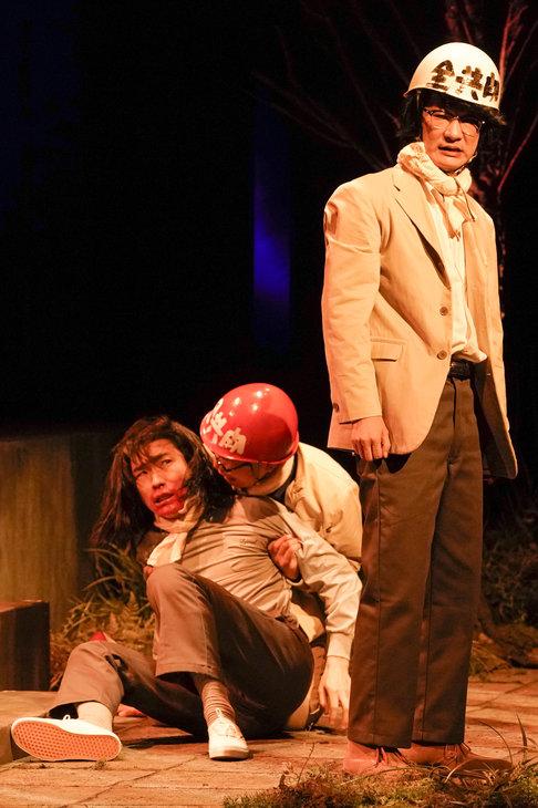 ナイロン100℃結成25周年記念公演第二弾『睾丸』舞台写真_7
