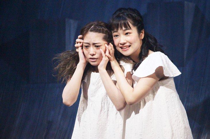 乃木坂46桜井玲香×藤間爽子、中屋敷法仁演出を駆け抜ける!舞台『半神』開幕