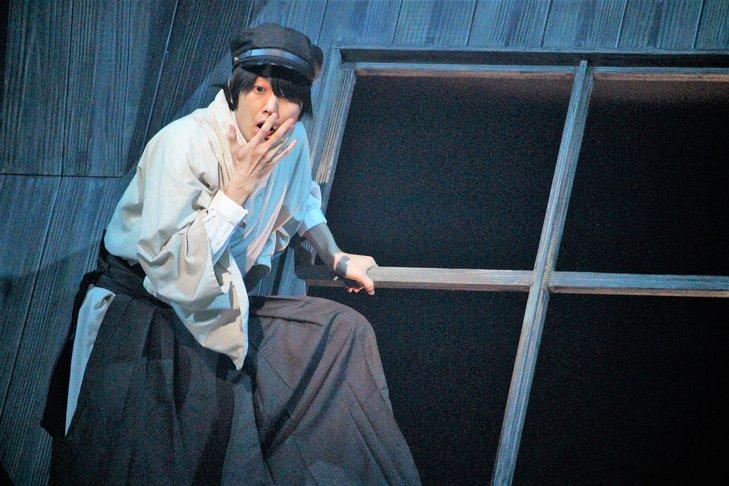 舞台『半神』舞台写真_2