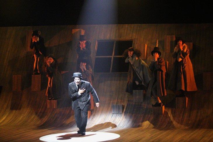 舞台『半神』舞台写真_3
