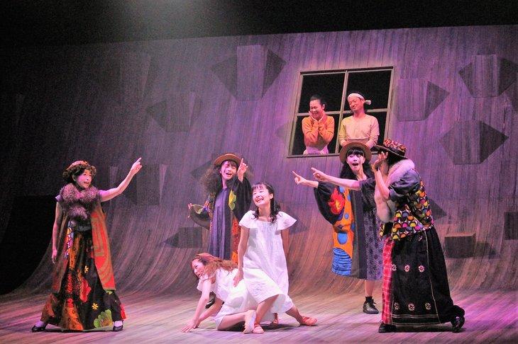 舞台『半神』舞台写真_5