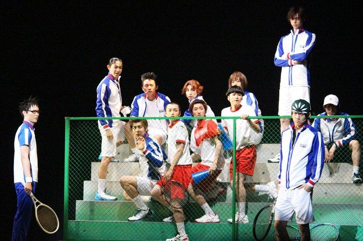 ミュージカル『テニスの王子様』3rdシーズン 全国大会 青学(せいがく)vs氷帝舞台写真_2