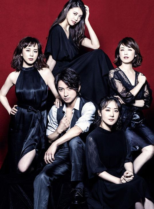 森新太郎×チェーホフ第1弾は『プラトーノフ』藤原竜也と4人の美女の愛憎劇
