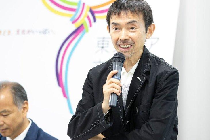 「東アジア文化都市2019豊島」キックオフ!宮城聰「舞台芸術と言えば豊島区を目指す」