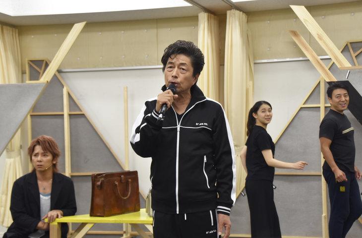 『ローリング・ソング』稽古場レポート_5