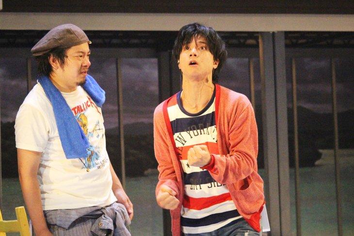 劇団プレステージ第13回本公演『ディペンデントデイ~七人の依存症~』舞台写真_2