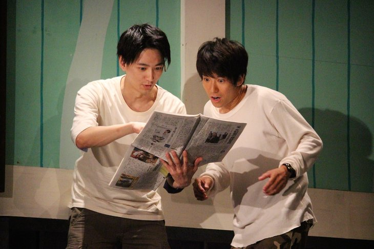 劇団プレステージ第13回本公演『ディペンデントデイ~七人の依存症~』舞台写真_9