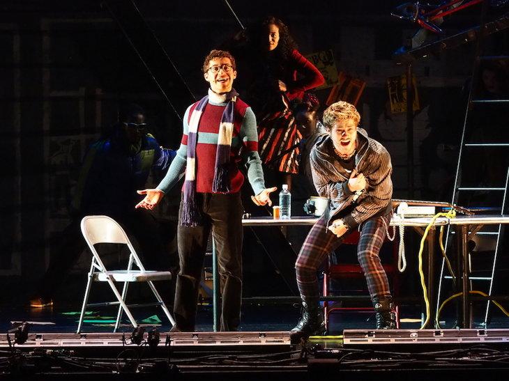 ブロードウェイミュージカル『レント』来日公演2018開幕!「優しさ」や「愛」をより深く体現する次世代カンパニー