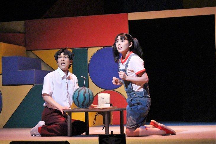 舞台『ハイスクール!奇面組2~嵐を呼ぶ変態ライバル対決~』舞台写真_10