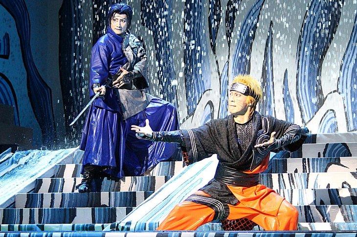 坂東巳之助×中村隼人W主演の新作歌舞伎『NARUTO-ナルト-』開幕!「漫画とは違う魅力」