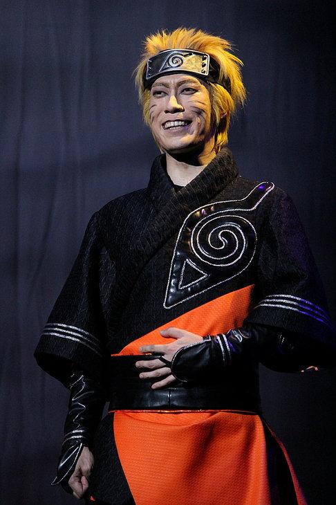 新作歌舞伎『NARUTO-ナルト-』03