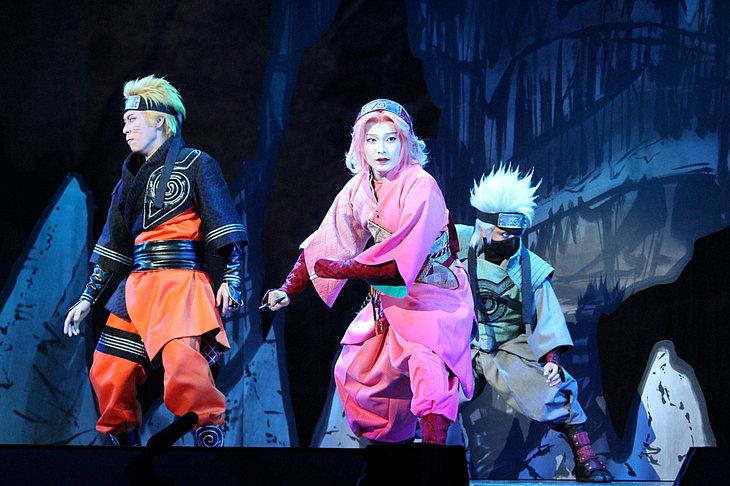 新作歌舞伎『NARUTO-ナルト-』05