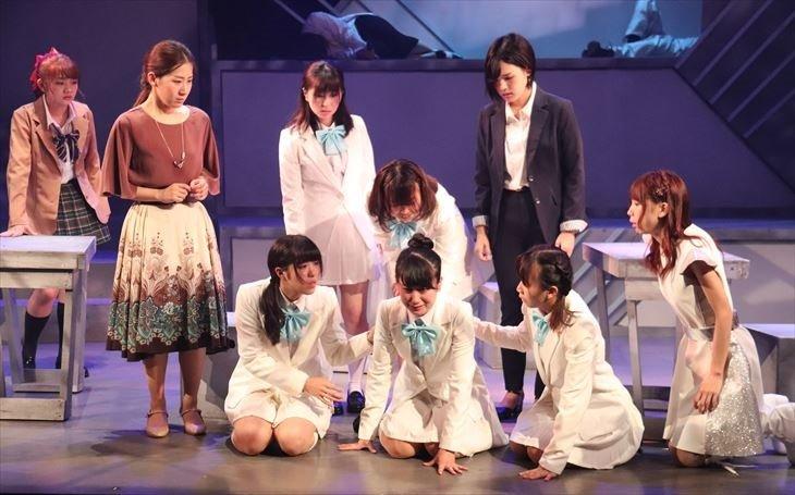 『エデンの空に降りゆく星唄』舞台写真_13