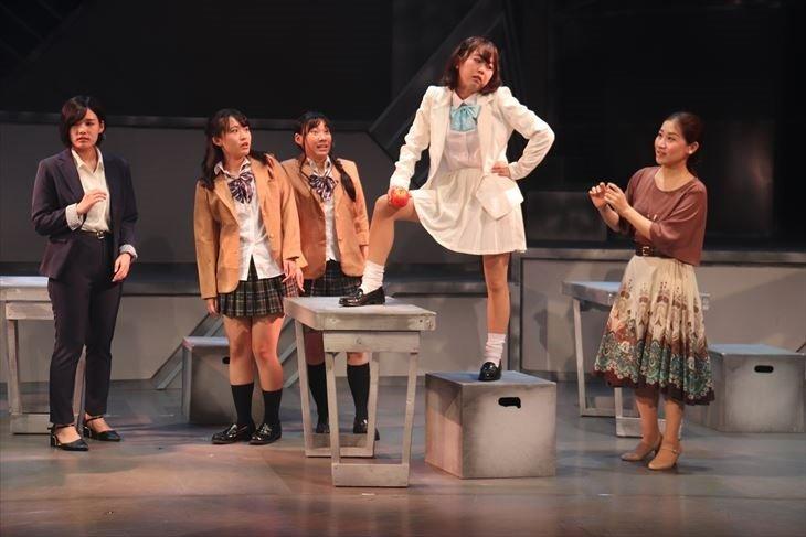 『エデンの空に降りゆく星唄』舞台写真_9