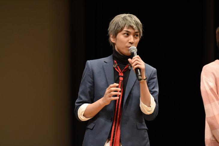 『Infini-T Force』衣裳お披露目イベントレポート_8