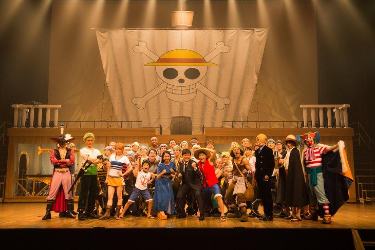 生ライブの大航海『ワンピース音宴~イーストブルー編~』開幕!舞台写真&オフィシャルレポート