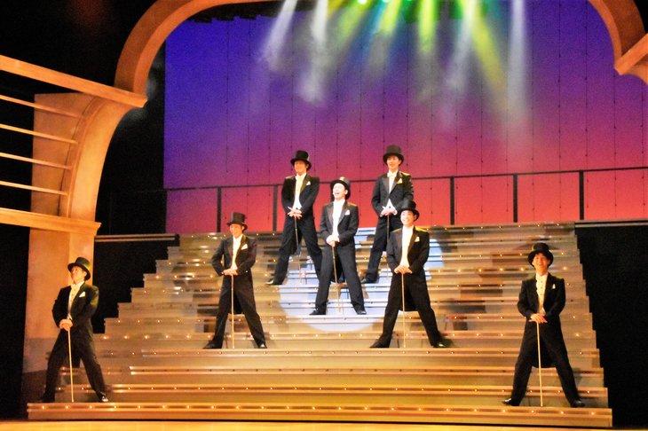 『宝塚BOYS』team SKY初日!永田崇人「本当に幸せだなと思える、大好きな作品」