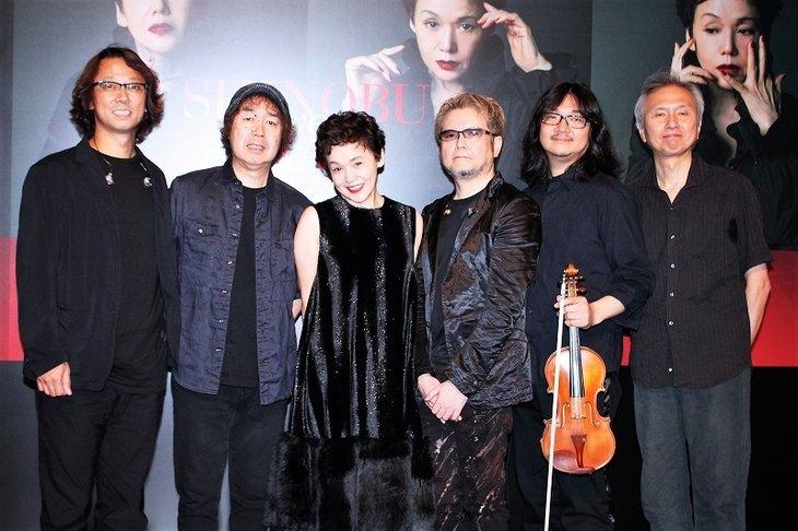 「しんどいけど楽しい」大竹しのぶ『ピアフ』4度目の再演への思い「SHINOBU avec PIAF 2018-2019」プロジェクト発表会見レポート