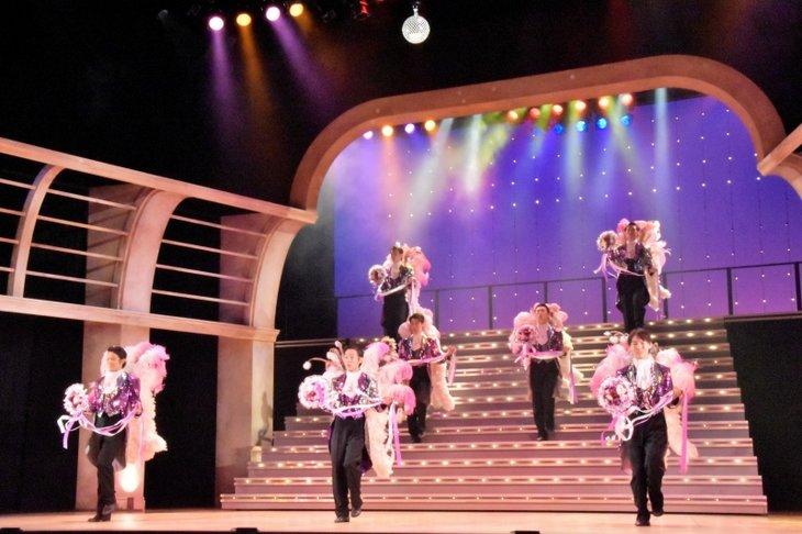 『宝塚BOYS』公演レポート・・・輝く場所を目指す青年たちの、熱く懸命な物語