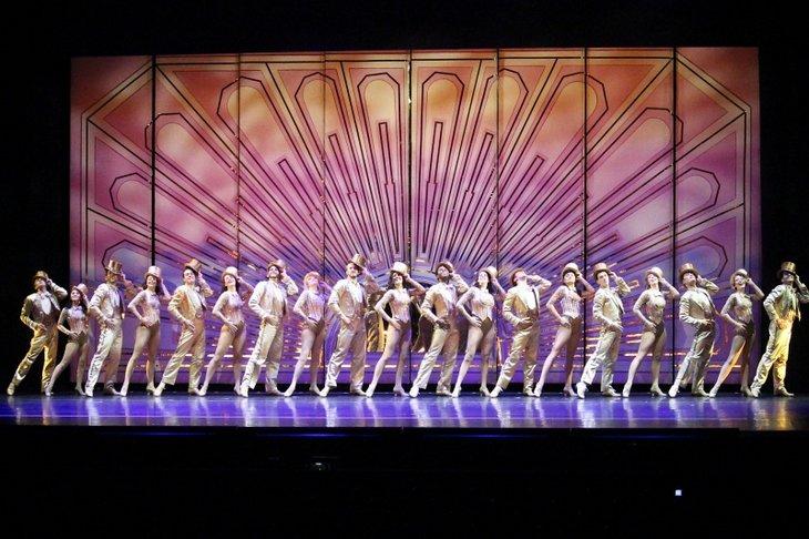 ブロードウェイミュージカル『コーラスライン』7年ぶりの来日公演が開幕