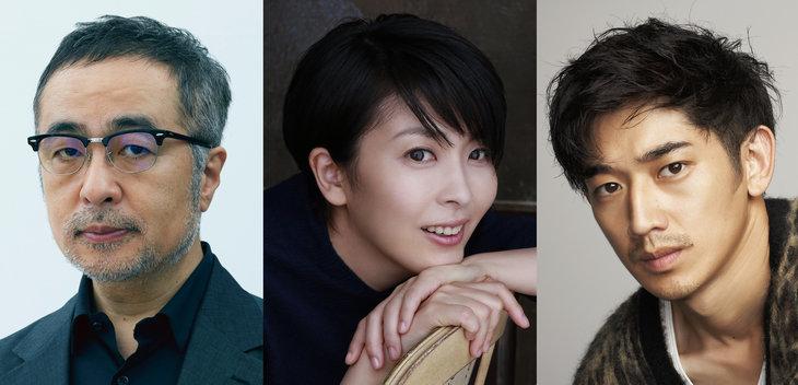 岩井秀人が新作の「音楽劇」でプレイハウス進出 出演に松尾スズキ、松たか子、瑛太ら