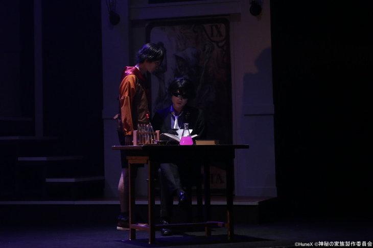 『アルカナ・ファミリア Episode4 アルカナ・デュエロ』舞台写真_6