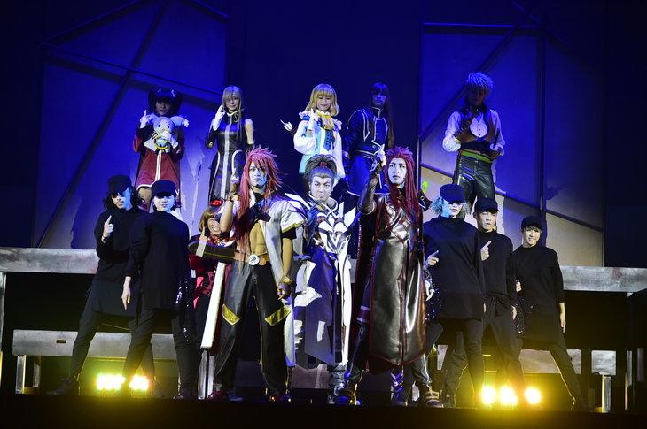 舞台『テイルズ オブ ザ ステージ -ローレライの力を継ぐ者-EMOTIONAL ACT』舞台写真&オフィシャルレポート到着!