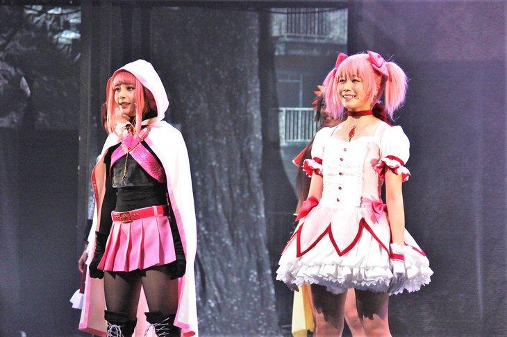 けやき坂46が挑む初めてづくしの舞台『マギアレコード 魔法少女まどか☆マギカ外伝』開幕