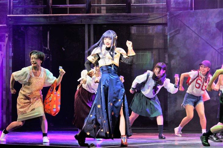 舞台『マギアレコード 魔法少女まどか☆マギカ外伝』舞台写真_4