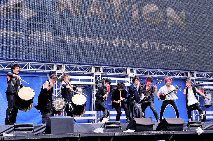 崎山つばさa-nation初参加_2