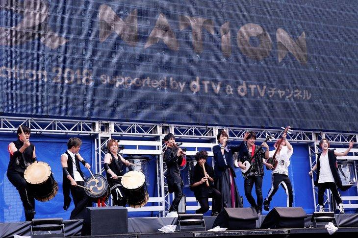 崎山つばさa-nation初参加_5