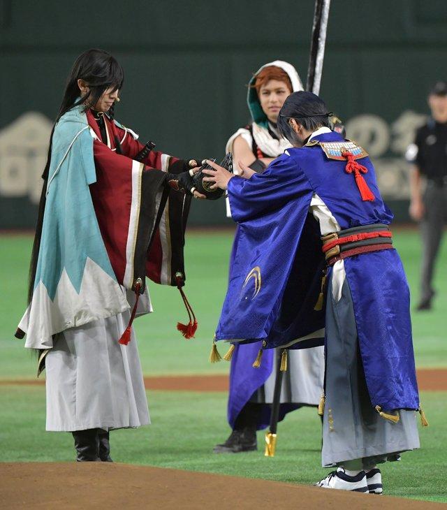 ミュージカル『刀剣乱舞』コラボナイターレポート_10