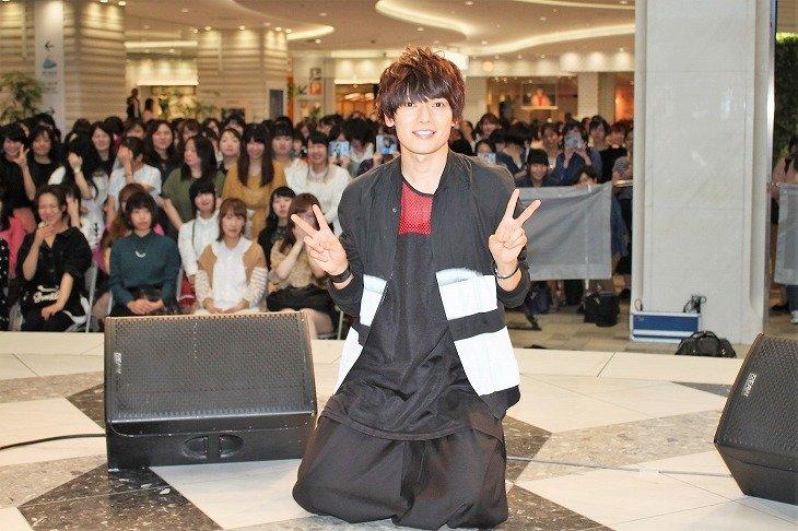 崎山つばさ3rdシングルリリースイベント_10