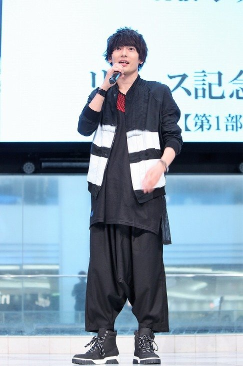 崎山つばさ3rdシングルリリースイベント_2