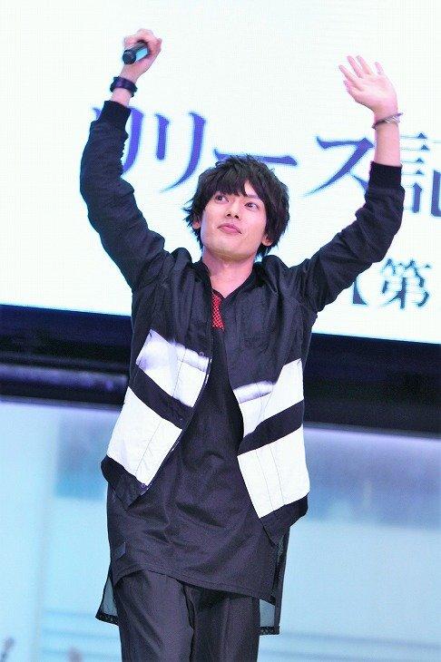 崎山つばさ3rdシングルリリースイベント_4