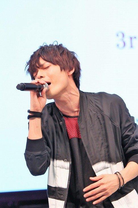 崎山つばさ3rdシングルリリースイベント_8