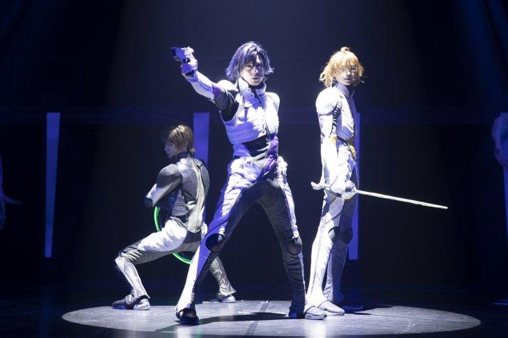 舞台「劇団シャイニング from うたの☆プリンスさまっ♪『ポラリス』」開幕