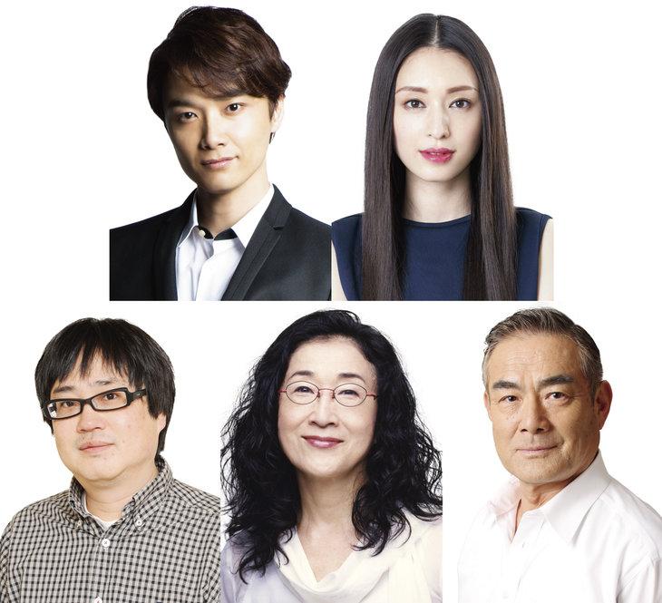 井上芳雄主演『十二番目の天使』栗山千明、六角精児ら全出演者発表