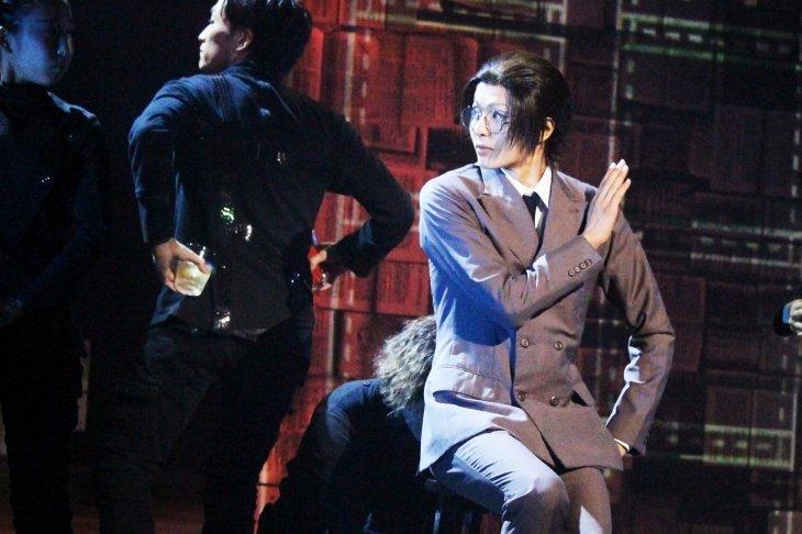 『文豪ストレイドッグス 黒の時代』舞台写真_4