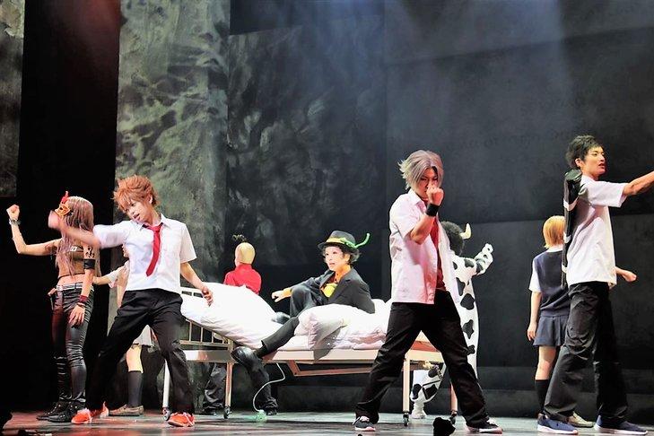 『家庭教師ヒットマンREBORN!』the STAGE開幕!ニーコ「まさしく復活(リボーン)!!」